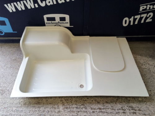 CPS-023 SHOWER TRAY